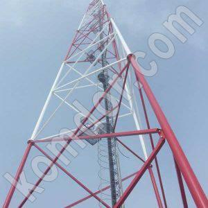 Мачты связи и башни связи