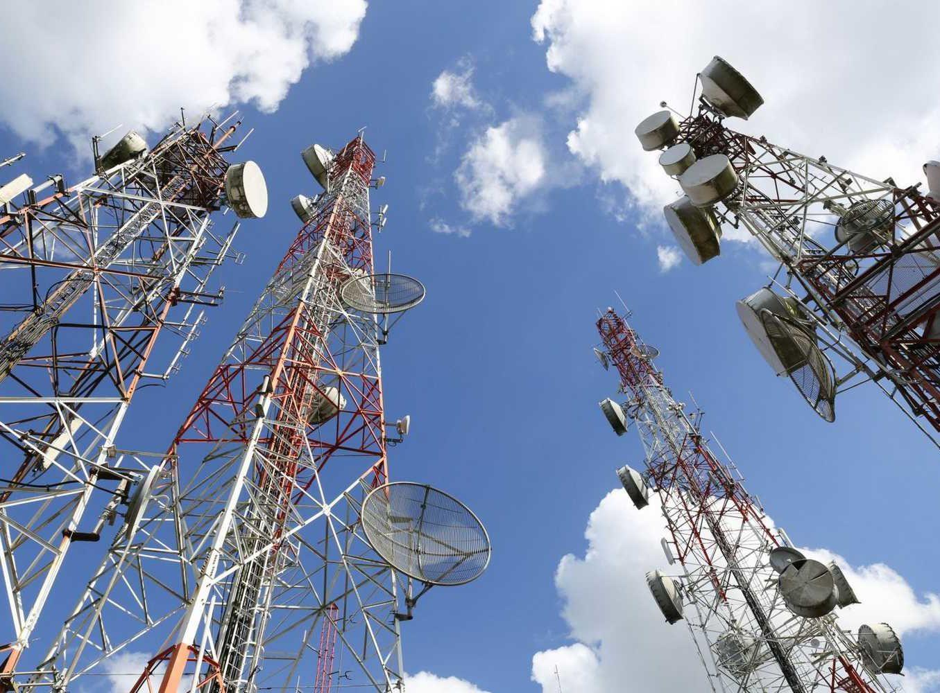 Особенности строительства башен связи