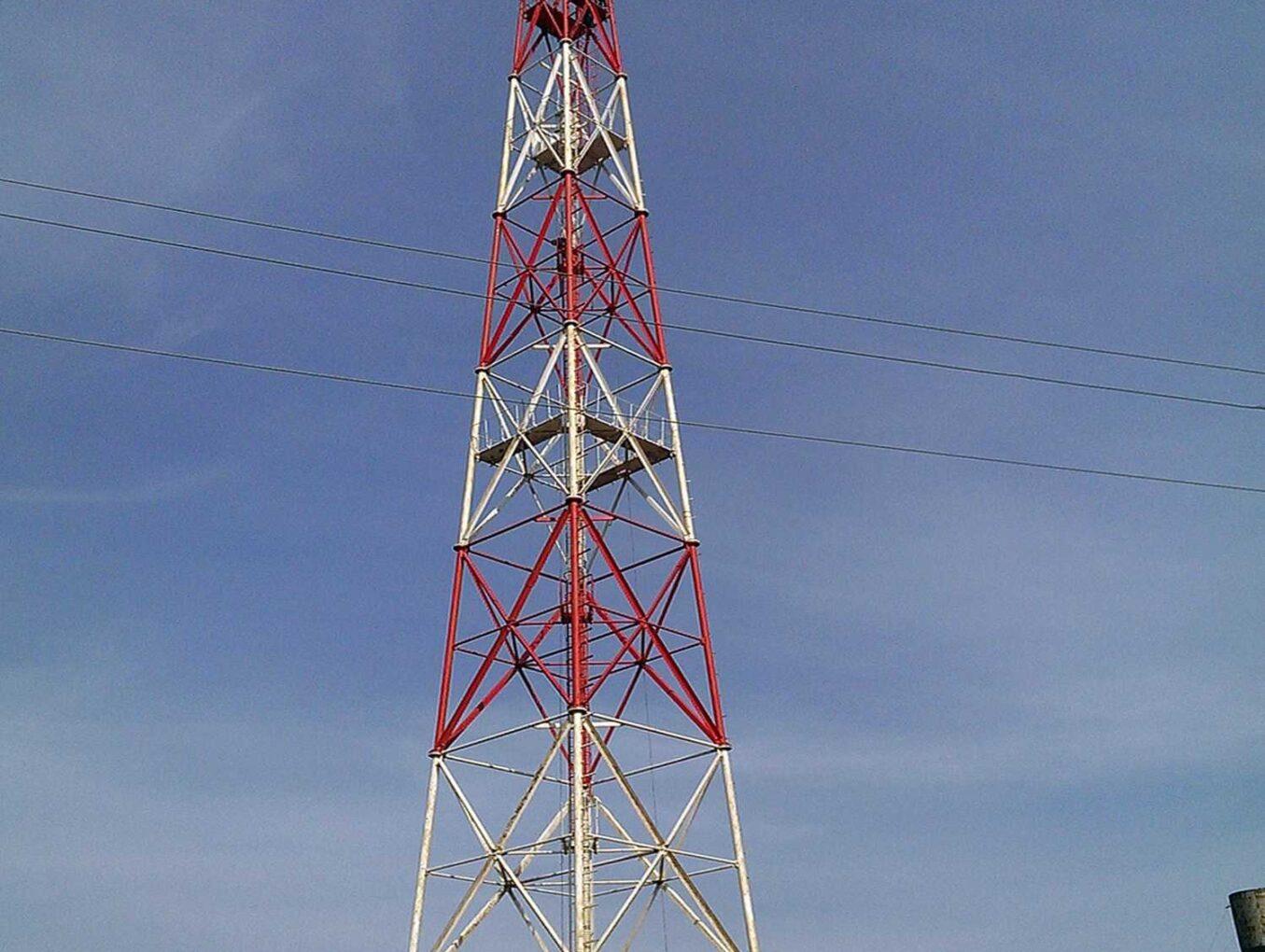 Башни и мачты связи как объекты капитального строительства