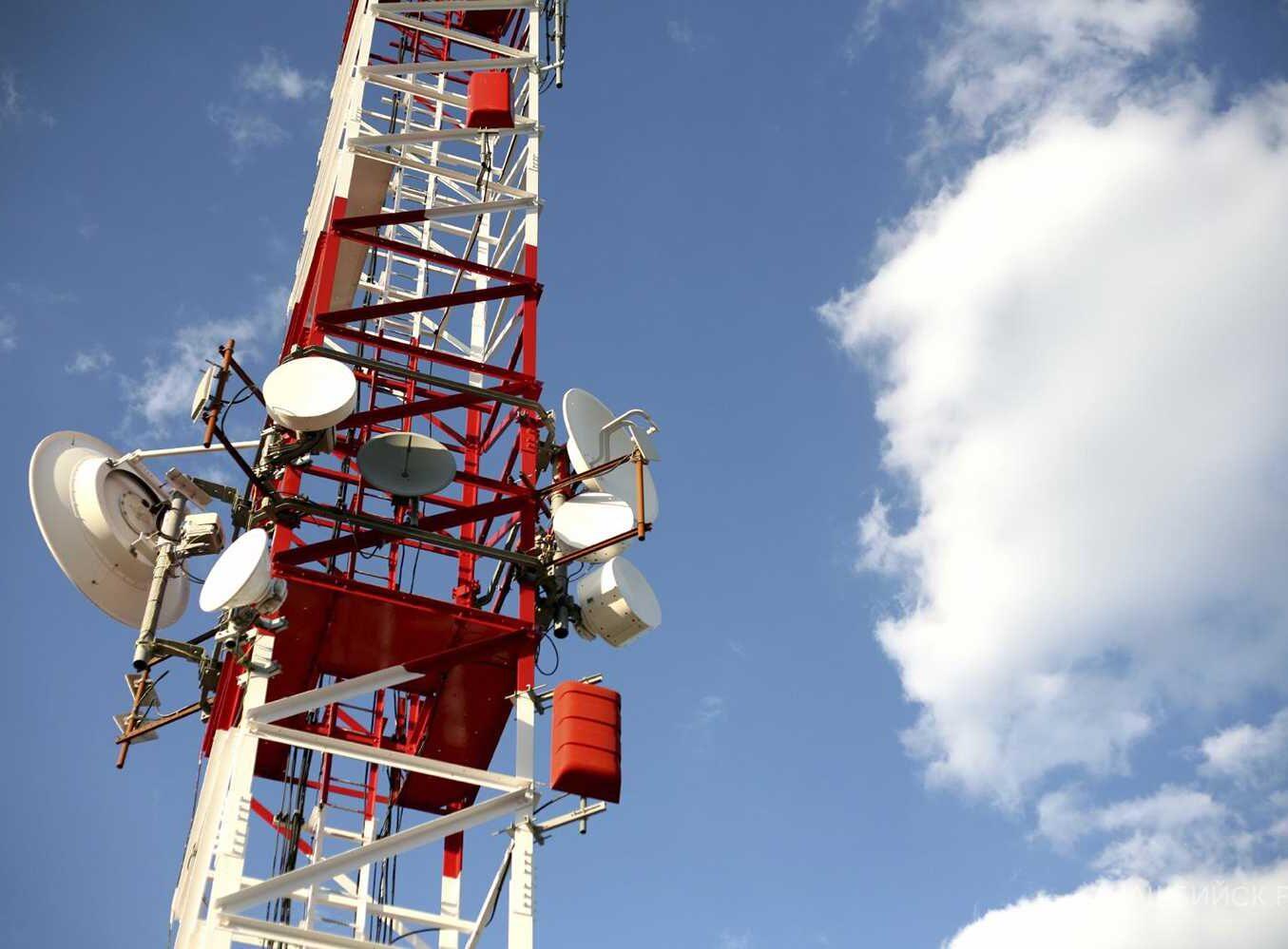 Обслуживание башен и мачт сотовой связи